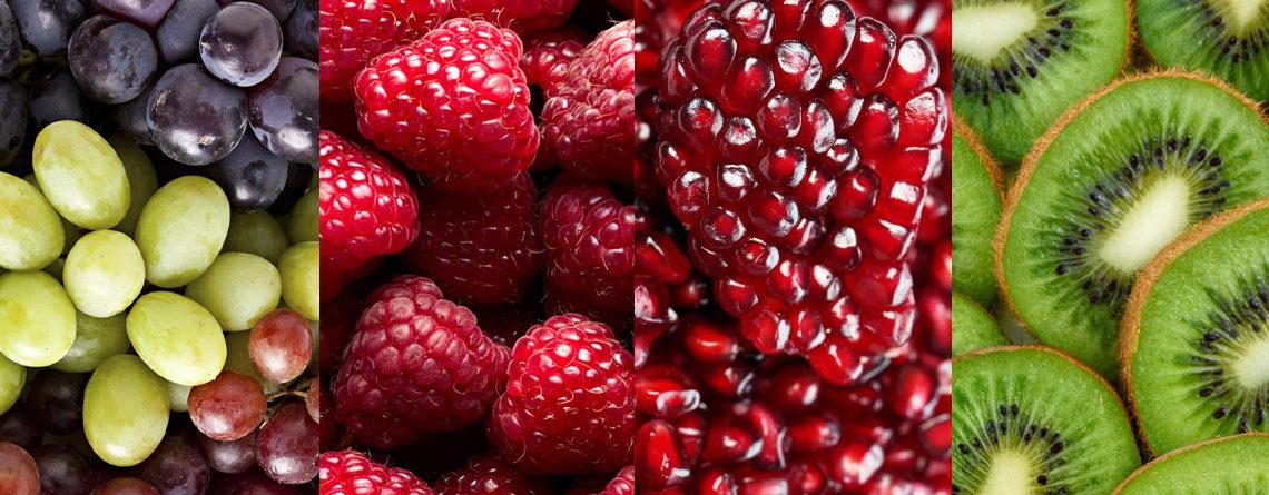 Los beneficios de las frutas de otoño
