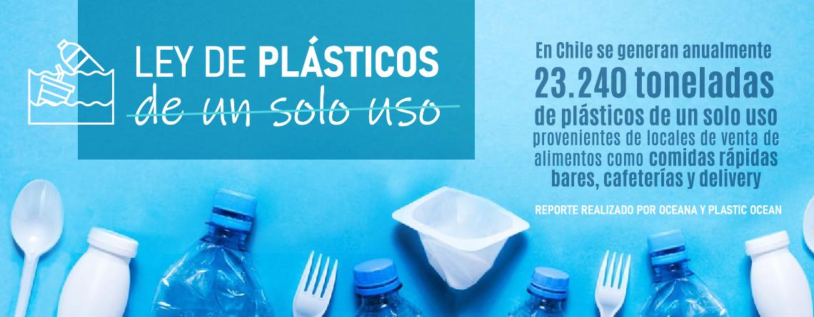Hablemos de plásticos de un solo uso